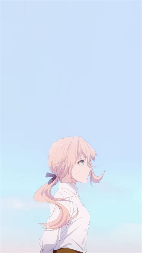 aesthetic anime wallpaper iphone beautiful   heart