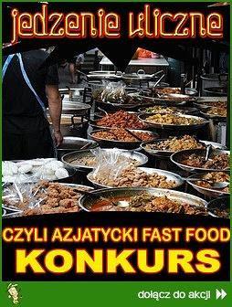 Jedzenie uliczne czyli azjatycki fast food