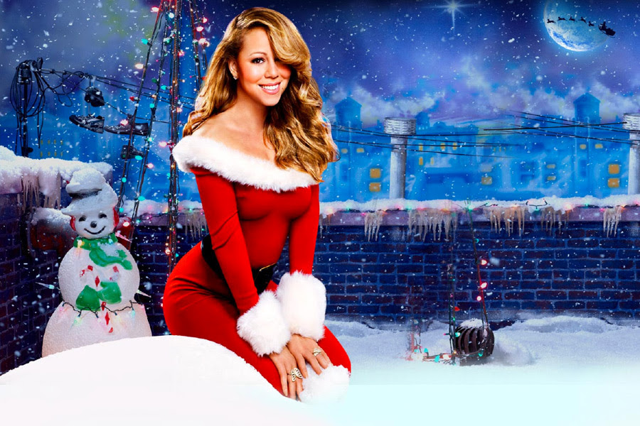 Image result for mariah carey christmas