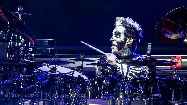 Jeremy Spencer, drums, Five Finger Death Punch