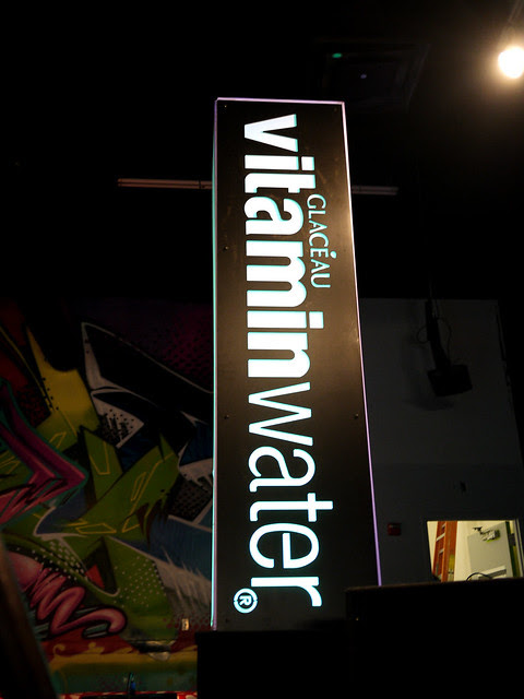 vitaminwater Uncapped  fashion show