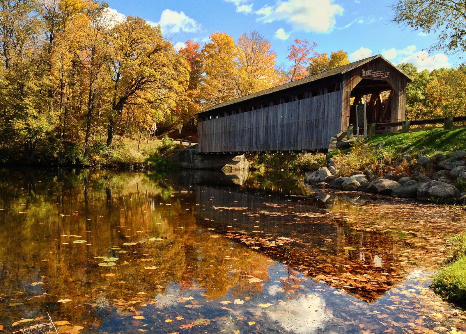 Fall Vacation Destinations - October Vacation Spots