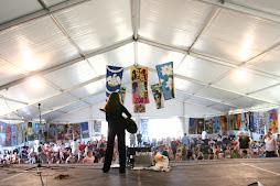 Johnette live in concert at New Orleans Jazz & Heritage Festival