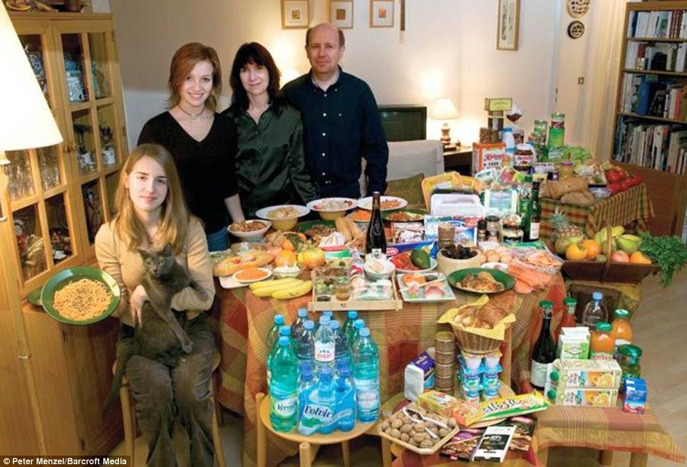Γαλλία: Η Le Moines της Montreuil που περνούν γύρω από £ 269 κάθε εβδομάδα για τα τρόφιμα