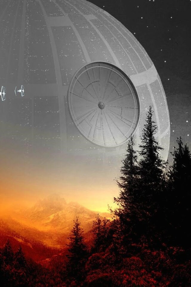 640x960 Star Wars Rogue One Anthology iPhone 4, iPhone 4S ...
