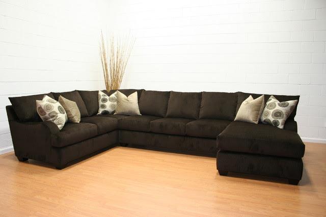 Custom Sofas & Sectionals - contemporary - sectional sofas - san ...