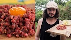 Receita - Steak tartare | temporada de verão | mohamad hindi