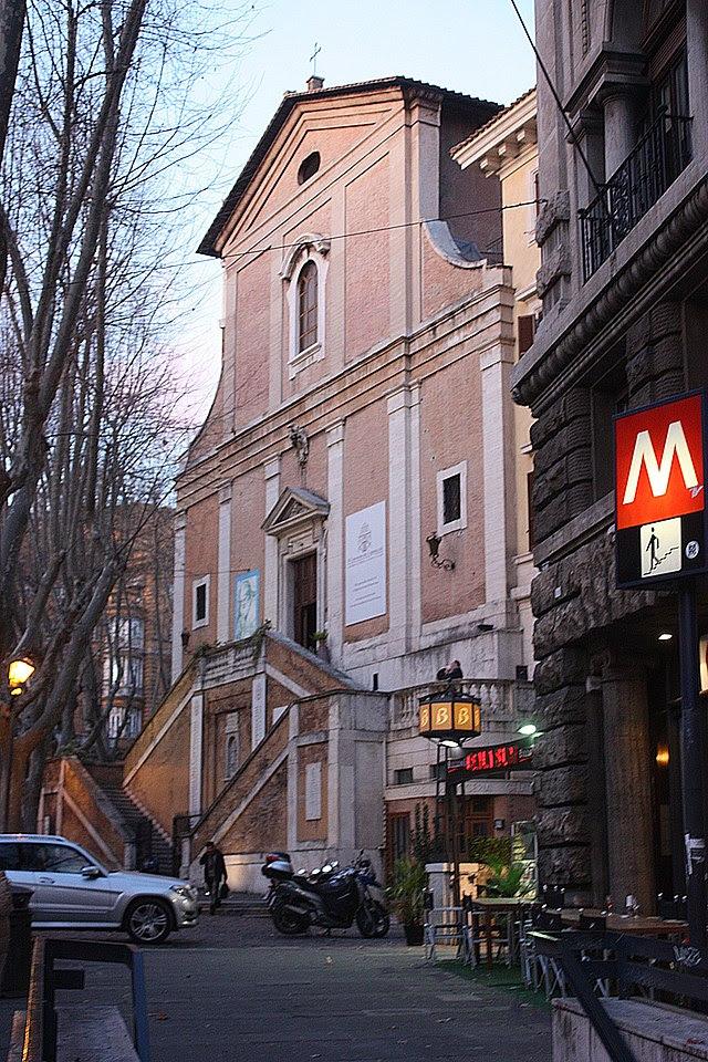 Rom, kyrkan Convento dei Cappuccini.JPG