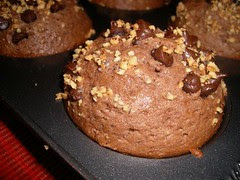 Çikolatalı Muffin2