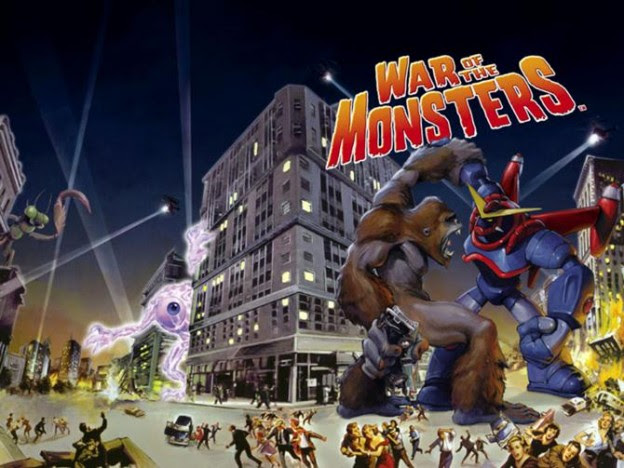 war-of-the-monsters-art