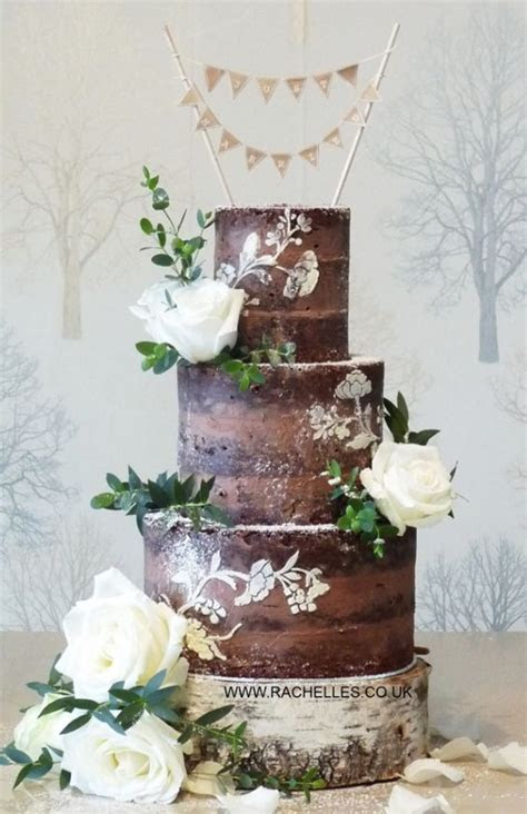 13 Nearly Naked Cakes for Your Next Celebration   Food