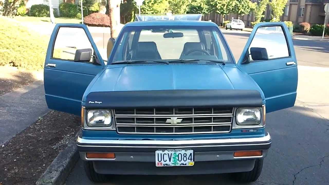 Wiring 1989 Chevy S 10 Moleculardiagram Enotecaombrerosse It