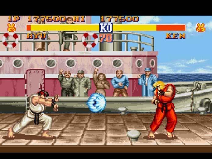 Street Fighter 2 (Foto: Reprodução)