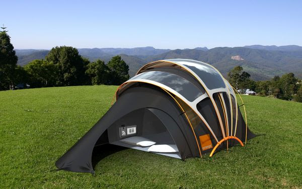 Chill n Charge Tent by Orange