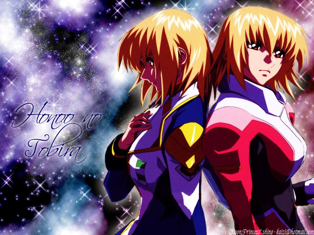 Mobile Suit Gundam Seed Destiny Wallpaper Honoo No Tobira Minitokyo