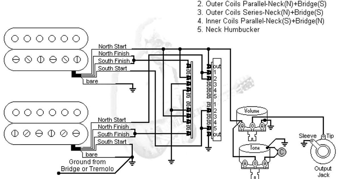 twisted tele wiring diagram
