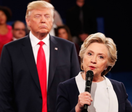 Hillary Clinton blames everybody but herself for her election loss - Donald Trump