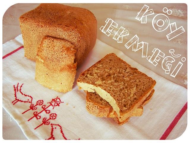 Köy Ekmeği ve Cross Stitcher Dergisi