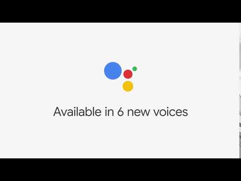 New Google Assistant voices are now live: here's how to try them