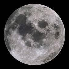 la luna muy cerca de la tierra 19 marzo