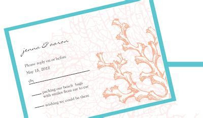 6 Things NOT to Forget on Your Wedding Invitations   Get