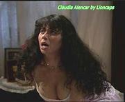 Claudia Alencar sensual na novela Tieta