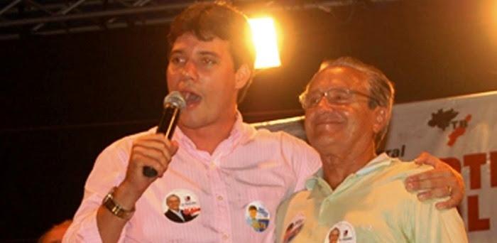 Neto com José Reinaldo: relação histórica, agora retomada