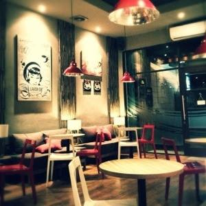 #31HariFF: lelaki di sudut coffe shop