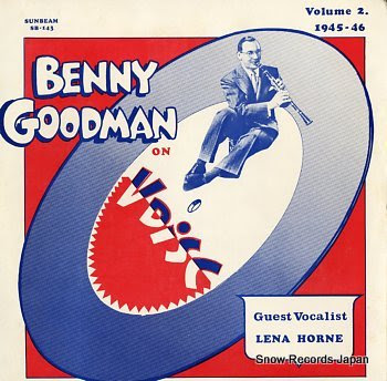 GOODMAN, BENNY on v-disc vol.2