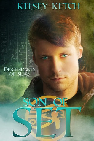 Son of Set (Descendants of Isis, #2)