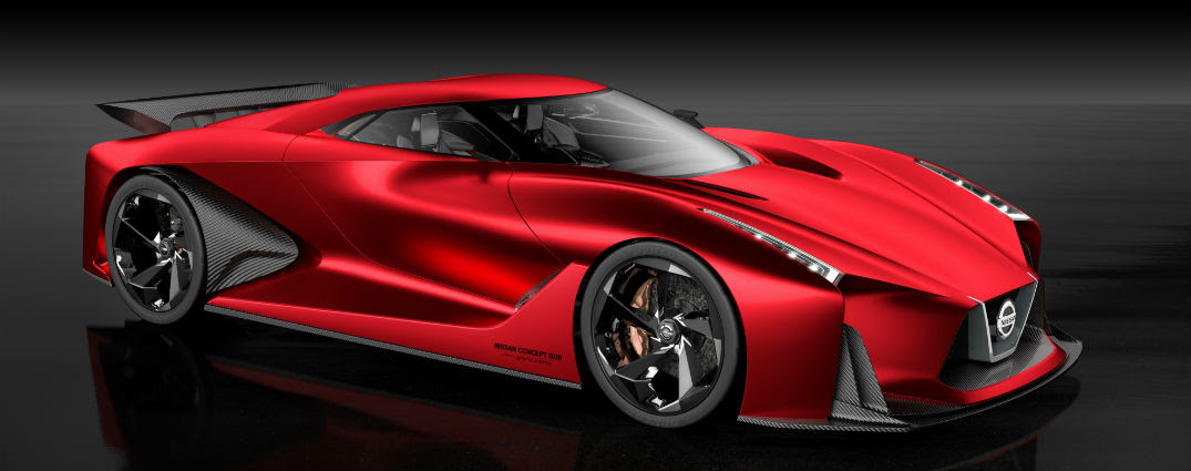 Could the 2020 Vision Gran Turismo be the next GT-R?