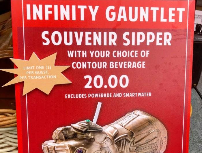 Infinity Gauntlet @stephrpowers