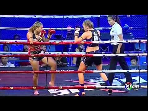 มหกรรมมวยหญิงชิงแชมป์โลกล่าสุด [ Full ] 28 มกราคม 2560 ย้อนหลัง Women's Muaythai HD - YouTube