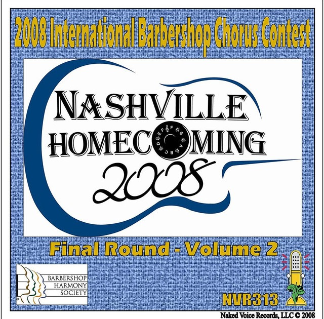 2008 International Barbershop Chorus Contest Final Round
