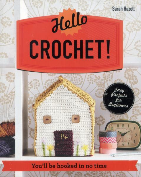 Hello Crochet book crochet patterns