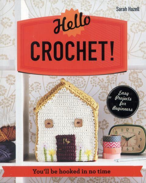 Hello Crochet book crochet patterns