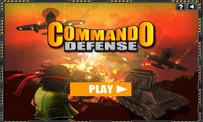 Screenshots of the Front defense for Android tablet, phone.