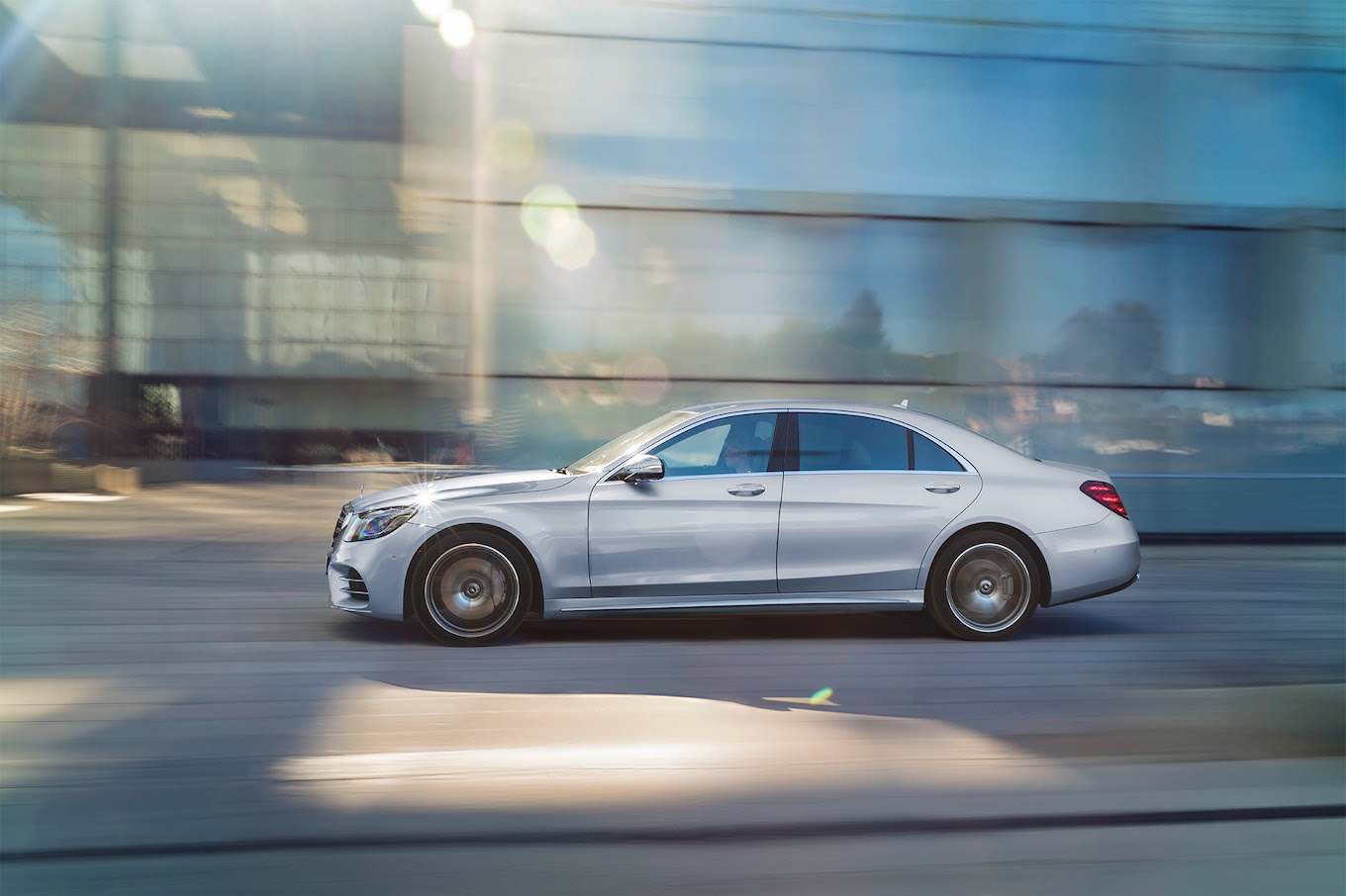 2018 Mercedes-Benz S-Class Reviews and Rating | Motor Trend
