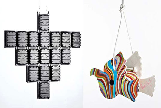 Bird, Bat and Bee Houses from Up-cycled Catalogues | Inhabitat ...