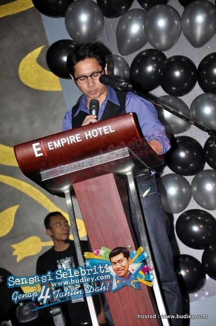 Anugerah Skrin 2010 Sidang Media
