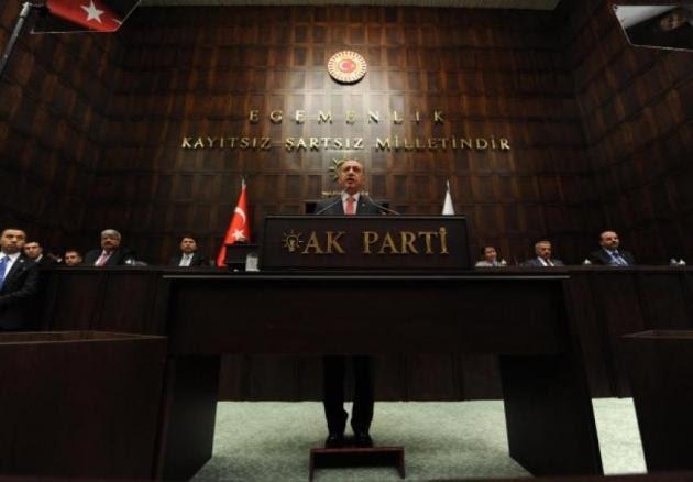 Δεν υπάρχει κράτος Κύπρος, δηλώνει ο Ερντογάν