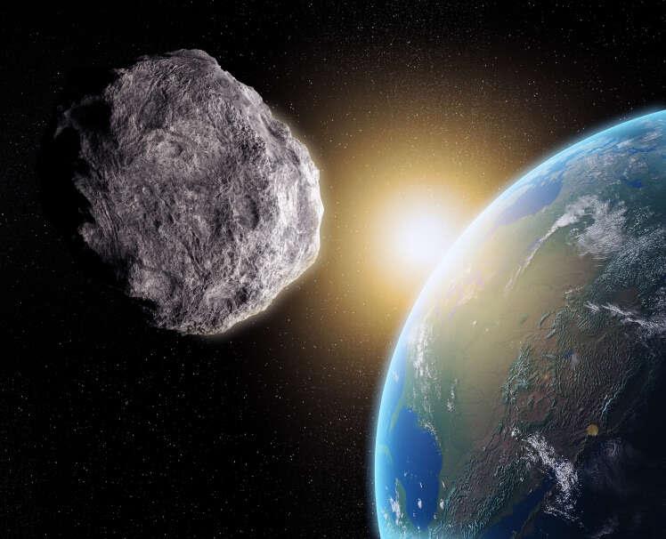 Asteroide passará pela Terra no próximo dia 7 de março