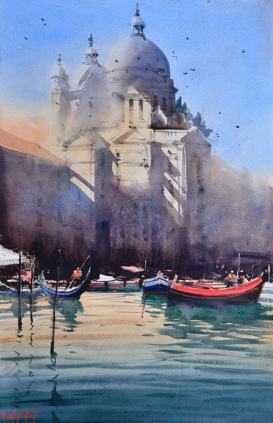 architectural water colors 21
