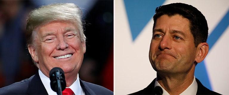 House approves final tax reform bill in 227-203 vote, as Trump eyes major legislative win