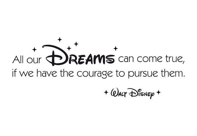 Walt Disney Zitate