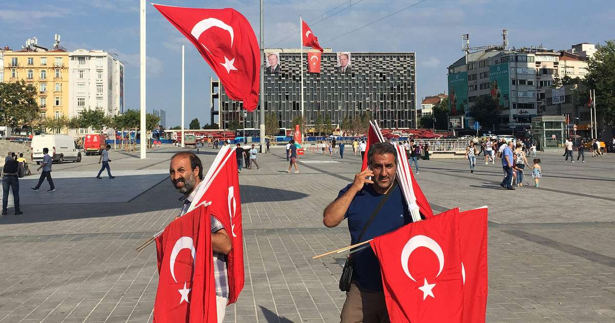 Мятеж в Турции был кем-то умело дезориентирован