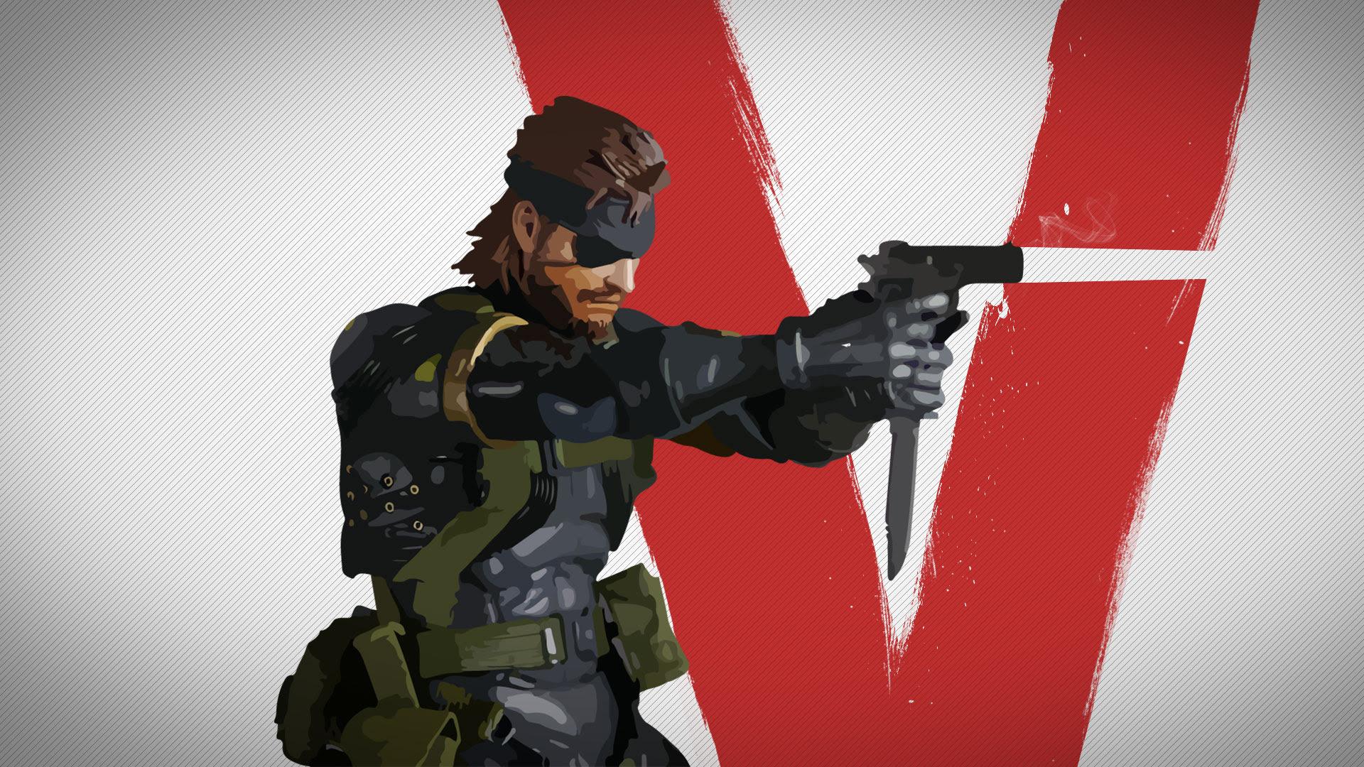 Metal Gear Solid 5 Big Boss Wallpapers Benjamin Stratton