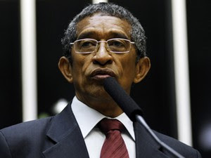 O líder do PT na Câmara, Vicentinho (PT-SP) (Foto: Gustavo Lima/Câmara)