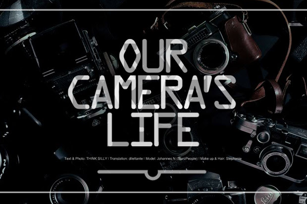 think silly camera feature 1 Our Cameras Life THINK SILLY Feature with Hiroshi Fujiwara & TK