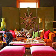 Eclectic Decorating Style | InteriorHolic.
